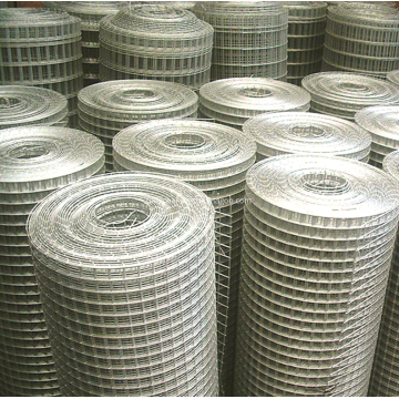 Stainless Steel Welded Wire Netting