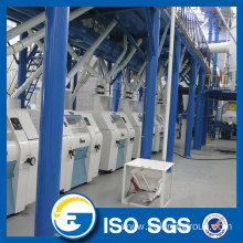 Low Fat Maize Flour Milling Equipment