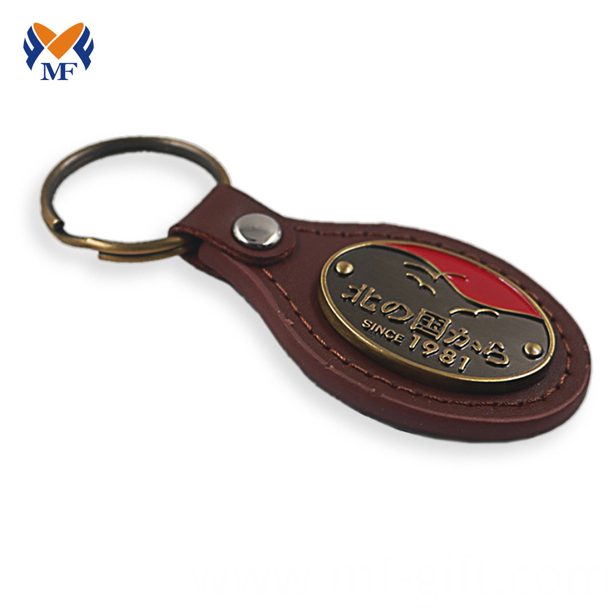 Leather Keychain Patterns