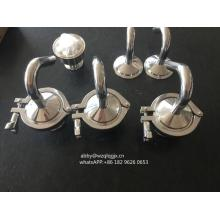 Nonstandard Sanitary Stainless Steel Air Release Valve