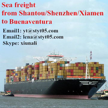 Sea Freight Rates From Shantou To Buenaventura​