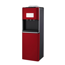 Standing Type Water Dispenser With Storage Cabinet