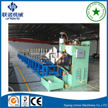 roller metal panel anode plate making machine