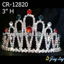 Red Tiaras Wholesale Cheap Crowns