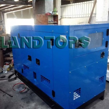 Ricardo Engine Open Type Diesel Generator 15000 Watts