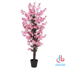 Fire Resistant Artificial Peach Blossom Tree