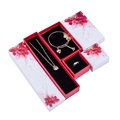 Jewelry Paper Box Ring Necklace Luxury Gift Box