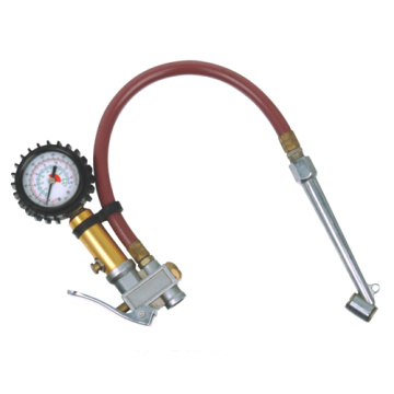 Dial Tire Inflation Gauge