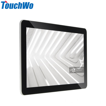Wall mounted 15 Inch touch screen PC