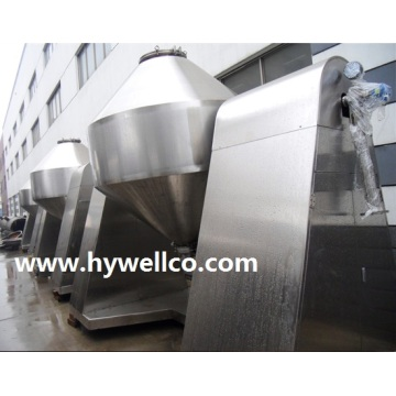 SZG Model Double Conical Rotating Vacuum Dryer