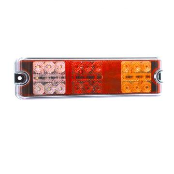 RV Rectangle Indicator Tail Reverse Combination Lamps