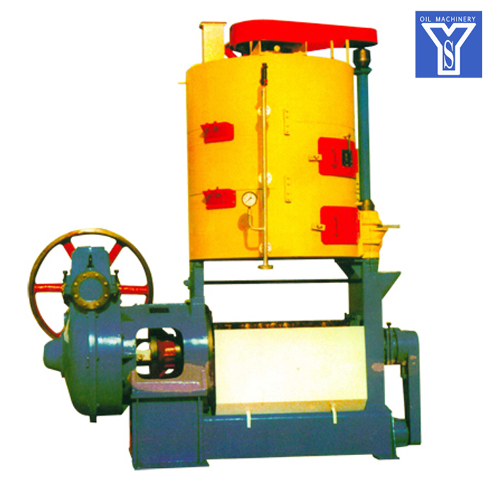 Peanut oil extractor machine