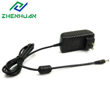 Wall plug 120v to 12v 3a dc adapter