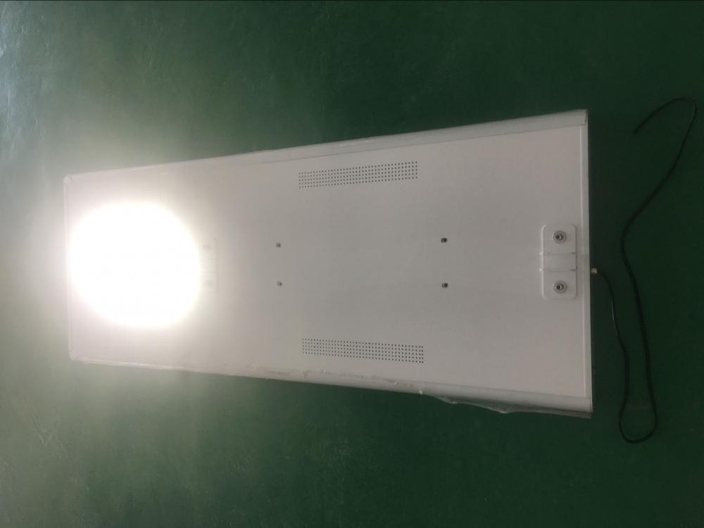 Newest 120W All In One Solar Street Light