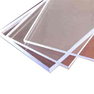 Red Recycled Plastic Reinforced Polycarbonate Sheet