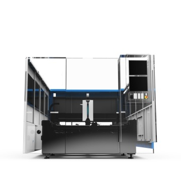 High Power Raycus Fiber Laser Cutting Machine