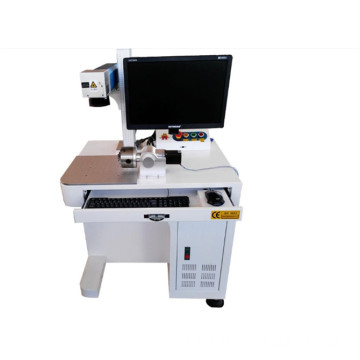 cnc fiber laser metal nonmetal marking machine