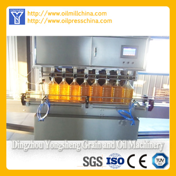Edible Oil Filling Equipment