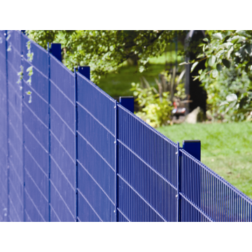 Double Wire Panel Mesh fencing from HGMT Fence