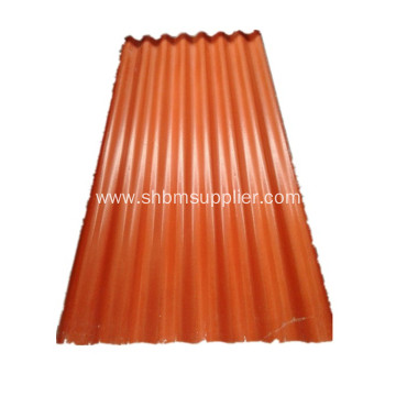 MGO Anti-corosion Insulated Fireproof Roofing Sheet Price