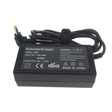 19V 3.16A 60W laptop ac adapter battery charger