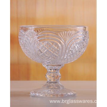 High Quality for Flower Shaped Ice Cream Bowls Beautifully Crafted Crystal Glass Ice Cream Bowls supply to Solomon Islands Manufacturers