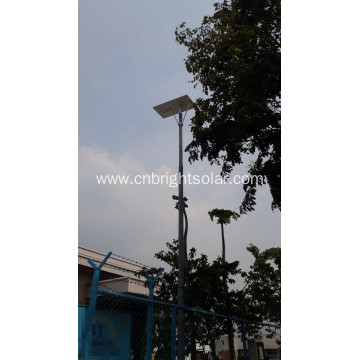 All in One Solar Street Light 100W