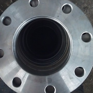 DIN 2632 stainless steel  forged flange