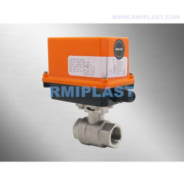 Electric Ball Valve 304 For Water and Gas System