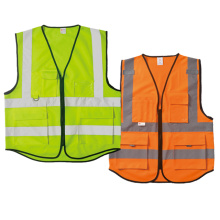 3M safety vest with pockets