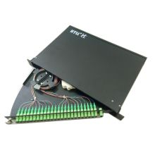 19 Inch Rack Mount Fiber Plc Splitter Box