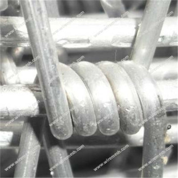 Aluminized Aluminum clad steel barbed wire