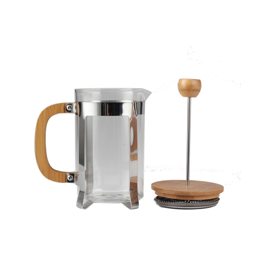 Household Glass French Press Set