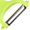 commercial stainless steel apple cutter lemon peeler