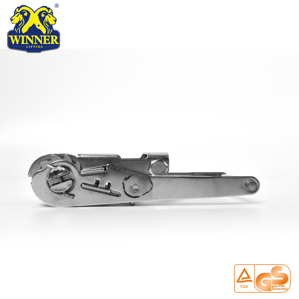 Steel Ratchet Buckle With Long Handle