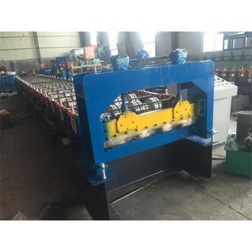 Floor deck roll forming machine with a discount