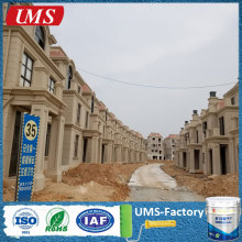 stone coloured masonry external brick paint