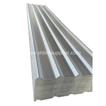 100% Non-asbestos MgO Corrugated Roofing Sheet
