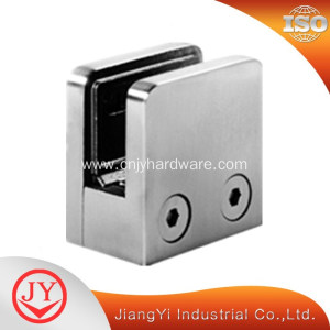 Stainless Steel Handrail Glass Clamp