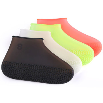 Custom Rain Boot Cover Silicone Shoe Cover New Fashion Durable Security