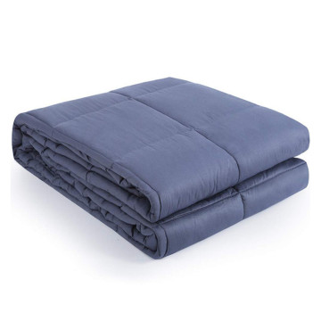 36 * 48 '' polegadas 12lbs weighted blanket 100% algodão