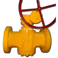 10 Years manufacturer for Pressure Balance Lubricated Plug Valve Pressure Balance Lubricated Plug Valve supply to Lao People's Democratic Republic Suppliers