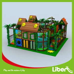 Professional High Quality for Forest Themed Indoor Playground Equipment Best selling indoor play for kids export to Norfolk Island Manufacturer