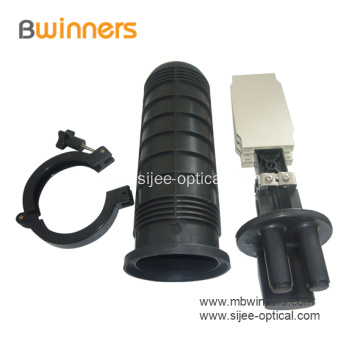 Small Dome Fiber Optical Splice Closure Joint Box