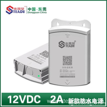 China New Product for 12Vdc Outdoor Power Supply Outdoor Waterproof Power Supply 12VDC supply to Netherlands Wholesale