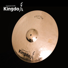 Reliable for Ride Cymbals Handmade Percussion Cymbals 20'' Ride supply to Cameroon Factories