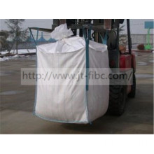Leading Manufacturer for for Big Jumbo Bags Whtie potato PP woven jumbo bag supply to Belarus Factories