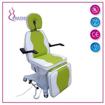 Discount Price for China Electric Massage Beds, Electric Adjustable Bed, Electric Facial Bed supplier Fully Automatic Electric Facial Bed with 4 motors export to Armenia Manufacturer