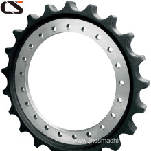 Best Price for for Excavator Undercarriage Parts Good Quality & Durable Excavator PC300/350/360 Sprocket supply to Poland Supplier