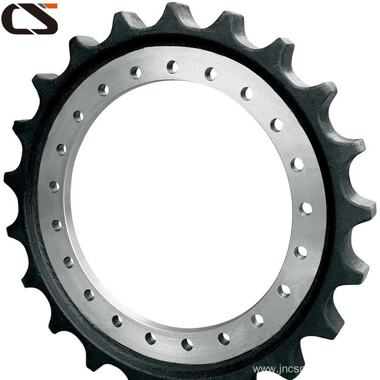 Excavator  sprocket final drive sprockets